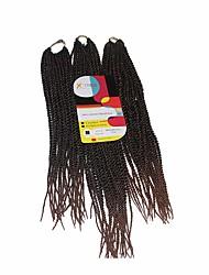 Senegal sintetički Twist pletenice Pletenice 81