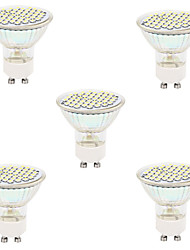 cheap -5pcs 2700/6500lm GU10 GX5.3 LED Spotlight MR16 48led LED Beads SMD 2835 Decorative Warm White Cold White