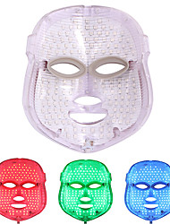 Massage Face LED Photon Therapy Mask Wrinkle Acne Removal PDT