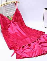 cheap -Women's Sexy Ultra Sexy Nightwear Solid Colored