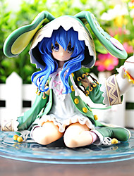 Date A Live Yoshino PVC 16cm Anime Action Figures Model Toys Doll Toy 1pc