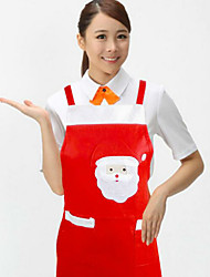 Christmas Commodity Santa Claus Apron Kitchen  Supplies  Christmas Decorations