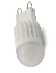 abordables -150-200 lm G9 Luces LED de Doble Pin Tubo 1 leds COB Decorativa Blanco Cálido Blanco Fresco AC 220-240V