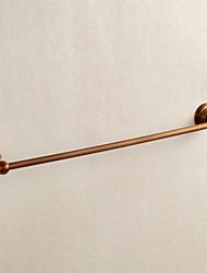 abordables -Barre porte-serviette / Laiton Antique Antique