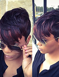 cheap -short synthetic wigs for black women short straight synthetic wigs female synthetic hair wig