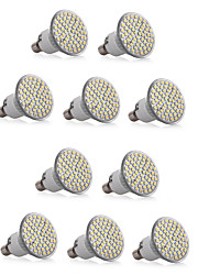 E14 LED Spotlight MR16 60 SMD 3528 550-600lm Warm White Cold White 3000/6000K Dimmable Decorative