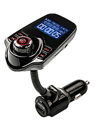 preiswerte -agetunr FM-Transmitter Bluetooth Car Kit MP3-Musik-Player-Radio-Adapter mit Fernbedienung für iPhone / Samsung LG-Smartphone