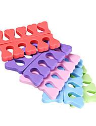 abordables -1 Pièce Outil Nail Art Entretoises de manucure pédicure Design Tendance Manucure Manucure pédicure Éponge Chic & Moderne