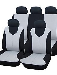 autoyouth ajuste universal para suv caminhão do carro ou a tampa do assento de carro de poliéster van cheia definidos tampa de assento