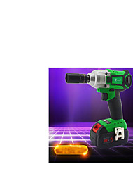 Brushless Lithium Impact Drill Large Torque Impact Drill Dual-Function Electric Hammer Drill