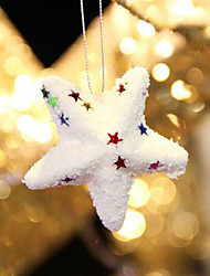 cheap -6Pcs Hot hot Style Christmas Product Christmas Bubble Ball Star Beautiful Christmas Decorations Necessary Accessories