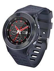 Multifunktions 3g android smartwatch / bluetooth 4.0 Kamera 8gb smartwatch Telefon mit wifi / sim / gps