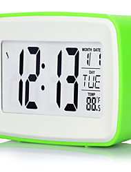 Electronic Alarm Clock With Natural Sound