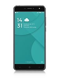 "DOOGEE X7 Pro 6.0"" Android 6.0 4G Smartphone (Dual SIM Quad Core 13 MP 2GB 16 GB Black / Gold / Silver)"