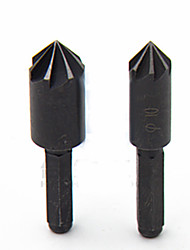 Material of high carbon steelbrType drills
