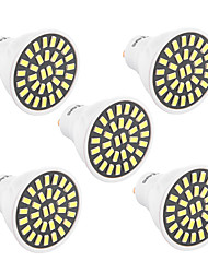 economico -YWXLIGHT® 480 lm GU10 Faretti LED T 32 leds SMD 5733 Decorativo Bianco caldo Luce fredda AC 85-265V