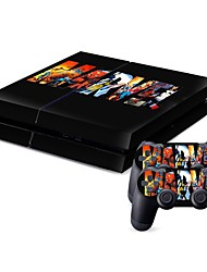 cheap -B-SKIN PS4 PS/2 Bags, Cases and Skins - Sony PS4 Novelty #