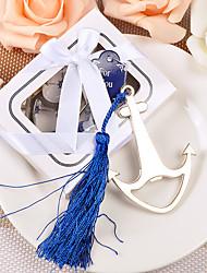 cheap -Let the Adventure Begin Anchor Bottle Opener Favor Beter Gifts® Wedding Keepsakes