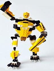 para presente Blocos de Construir Guerreiro / Robô Plástico 5 a 7 Anos / 8 a 13 Anos / 14 Anos ou Mais Brinquedos