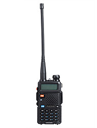 "cheap -BAOFENG UV5R 1.5"" LCD 5W 136~174MHz / 400~480MHz Dual Band Walkie Talkie with 1-LED Flashlight (US Plug)"
