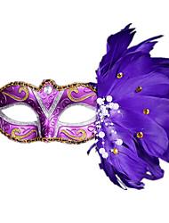 Недорогие -Маски на Хэллоуин / Маскарадные маски Для вечеринок / Оригинальные Ужасы пластик Куски Мальчики / Девочки Подарок