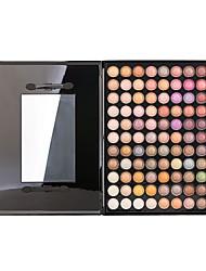 88 Lidschattenpalette Trocken Lidschatten-Palette Puder NormalFeen Makeup / Cateye Makeup / Smokey Makeup / Alltag Make-up / Halloween
