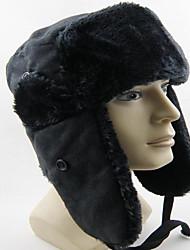 cheap -New Men Women Bomber Aviator Trooper Winter Snow Ski Hat