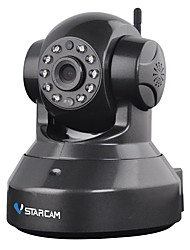 cheap -VStarcam 1.0 MP Indoor with IR-cut Prime 128(Day Night Motion Detection Dual Stream Remote Access Plug and play IR-cut) IP Camera
