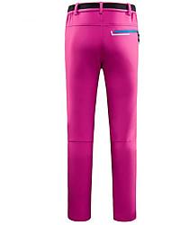 Femme Pantalons de Ski Etanche Garder au chaud Pare-vent Anti statique Ski Sports d'hiver Coton