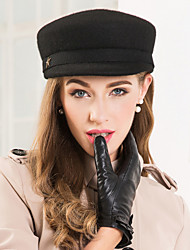 cheap -Wool Alloy Hats 1 Special Occasion Casual Headpiece