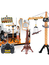 cheap -RC Car BH Truck Construction Truck Cranes KM/H Remote Control Rechargeable Electric