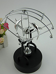 1PC The Energy Sector Dolphins Rotating And Swinging Iron Ornaments Are Home Decoration Decoration Art(Style random)