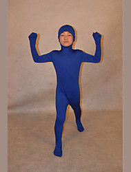 Ninja Zentai Suits Morphsuit Kid Festival/Holiday Halloween Costumes Solid