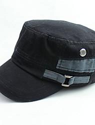 cheap -New Mens Womens Fashion Leisure Flat-top Cap Hat