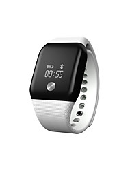abordables -Pulsera inteligente para iOS / Android Monitor de Pulso Cardiaco / Resistente al Agua / Cámara / Control de Cámara Temporizador / 64MB / Sensor de Actividad Cardíaca