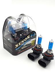 Недорогие -hm® ксеноновой плазмы 9012 12v 55w галогенная лампа лампы белого лампочки (пара)