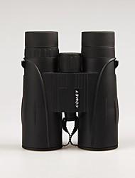 Недорогие -8X42 мм Бинокль Высокое разрешение Большой угол ПК Призма Порро Для охоты Наблюдение за птицами Общего назначения BAK4Многослойное