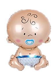 Недорогие -Воздушные шары Для вечеринок Надувной пластик Мальчики Девочки Игрушки Подарок