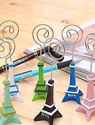 baratos -Material / Resina Centro de Mesas - Não-Personalizado Suportes de Cartões / Outros / Mesas 2pcs Todas as Estações