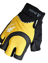 cheap -Sports Gloves Bike Gloves / Cycling Gloves Anatomic Design Moisture Permeability Wicking Protective Anti-skidding High Elasticity Reduces