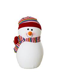 Недорогие -Снеговик Рождественский декор Милый Мультяшная тематика Высокое качество Мода Плюш Мальчики Девочки Игрушки Подарок