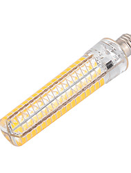 ywxlight® e11 ha portato luci di mais t 136 smd 5730 1200-1400 lm bianco caldo bianco freddo dimmable decorativo ac 110v / 220v 1pc
