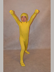 cheap -Ninja Zentai Suits Kid Festival / Holiday Halloween Costumes Solid