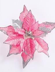 2016 mode nouveau nouveauté cru amovible arbre de noël père chaussures claus bougies boîtes de style