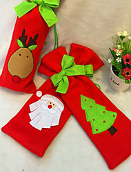 Ornaments Wine Bags Animals Snowmen Santa Residential Commercial Indoor OutdoorForHoliday Decorations