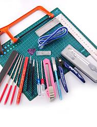 Krabbe Königreich Gundam Modell Werkzeug-Set Anfänger wesentliche Eintrag tamiya Modell-Tool-Kit Produktion Werkzeugsatz 4