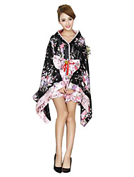 cheap -Maid Costume Cosplay Costume Women's Festival / Holiday Halloween Costumes Outfits Pink / Black Solid Colored Floral