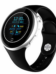 cheap -Smart Watch GPS Heart Rate Monitor Camera Audio Hands-Free Calls Message Control Camera Control Activity Tracker Sleep Tracker Timer