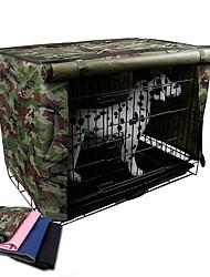 economico -Gatto Cane Trasportini e cucce da viaggio Animali domestici Supporto Ompermeabile Ripiegabile Tenda Nero Verde Blu Rosa Lega Terylene