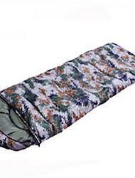 Недорогие -Спальный мешок Прямоугольный Утиный пух 10°C Хорошая вентиляция Водонепроницаемость Компактность С защитой от ветра Дожденепроницаемый